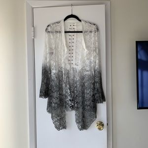 NWT lace cardigan. Brand new pieces